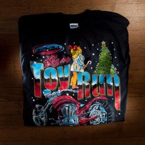 Reno Biker Toy Run 2004 Long Sleeve Shirt